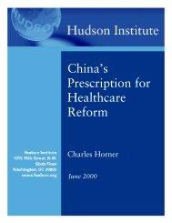 Download PDF - Hudson Institute