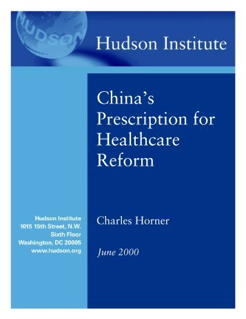 Download PDF - Hudson Institute