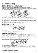 Nokia 2700 classic Användarhandbok - Page 7