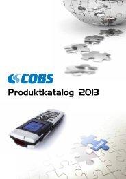 Produktkatalog 2013 - IQ Pager 4.2