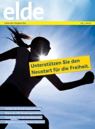 Analyse der Bundestagswahl 2013 Bilanz der FDP ... - Elde Online