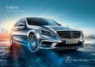Preisliste Mercedes S-Klasse (PDF) - Auto Motor und Sport