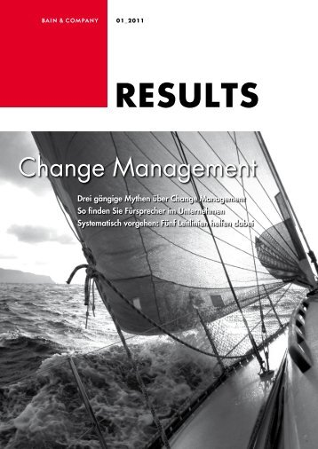 Results - Bain & Company
