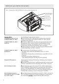 EUROCONTROL M / SGB 2 für SGB 2 MONTAGE EINSTELLUNG - Page 6