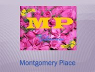 Montgomery Place - The Hudson River Valley Institute