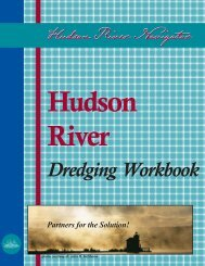 Dredging Workbook - The Hudson River Valley Institute