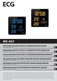 MS 007 - ECG