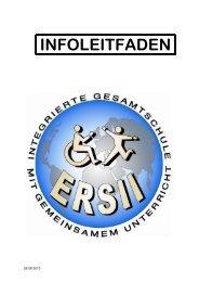Info-Leitfaden - Ernst-Reuter-Schule-II