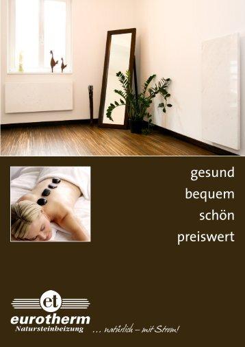 als PDF - EUROTHERM GmbH