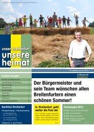 unsere heimat - Breitenfurt