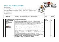 Detektivgeschichte - Bezirksverband Pfalz