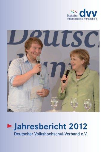 2012 - Deutscher Volkshochschul-Verband eV