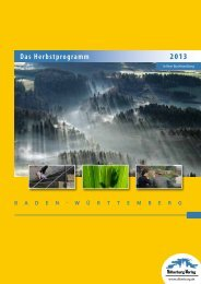 Das Herbstprogramm - Silberburg-Verlag