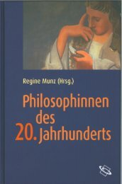 Philosophinnen des 20. Jahrhunderts - Buch.de