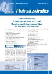Fußball-Länderspiel: Vorverkauf läuft - Stadt Bayreuth
