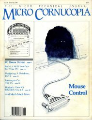 Mouse Control - bitsavers.org