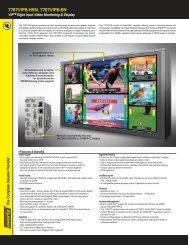 VIP™ Eight Input Video Monitoring & Display