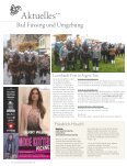 wasistlos bad füssing magazin - Nov 2013 - Bad Füssing erleben - Page 4