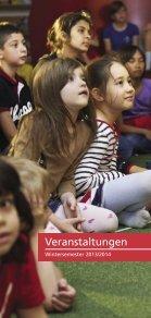 Ü-Programm Wintersemester 2013/2014 - Buchklub der Jugend - Page 3