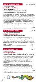 Ü-Programm Wintersemester 2013/2014 - Buchklub der Jugend - Page 6