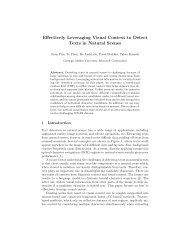 Effectively Leveraging Visual Context to Detect Texts in Natural ...
