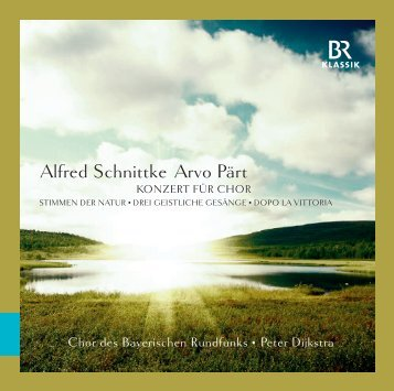 Alfred Schnittke Arvo Pärt - eClassical
