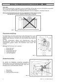 Betriebsanleitung B6000-B8000 - bei Berner Torantriebe - Seite 6