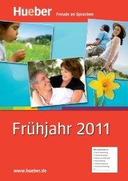 Titelverzeichnis Fremdsprachen - Hueber