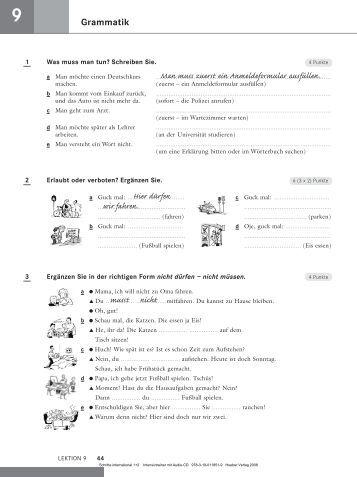 ausblick 1 arbeitsbuch antworten pdf