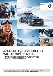 Angebote. - BMW Niederlassung Hannover