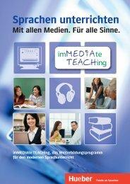 Info als Download (PDF) - Hueber