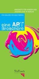 eine ART Broschüre - Jugendnetz-Berlin.de