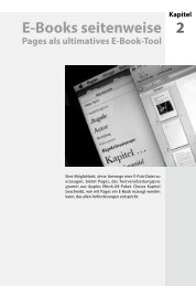 Pages als ultimatives E-Book-Tool