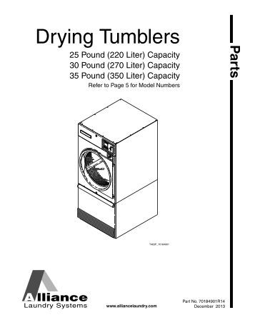 Huebsch Commercial Washer Manual