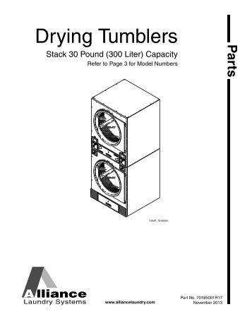 homestyle frontload washer parts manual huebsch rh yumpu com Huebsch Dryer Rear Of huebsch 75 lb dryer service manual