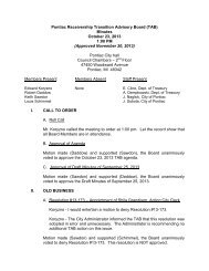 October 23, 2013 Meeting Minutes - State of Michigan