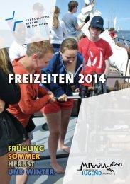 Freizeiten 2014 - Rupelrath