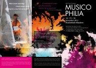 MUSICO PHILIA - Meta Theater