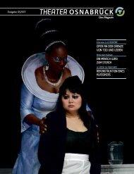 Theatermagazin - MSO Medien-Service