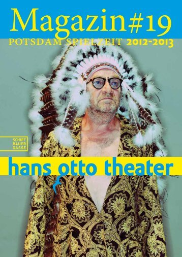 Download PDF ↓ Datei: 2 MB - Hans Otto Theater