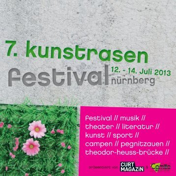 festival // musik // theater // literatur // kunst // sport // campen ...