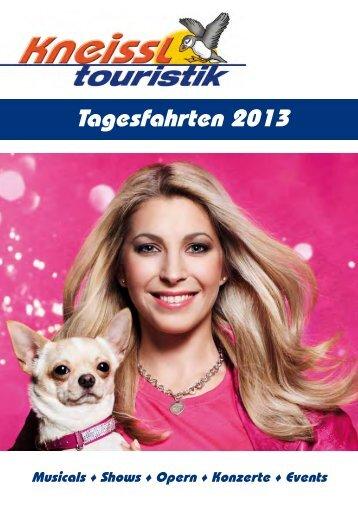 Tagesfahrten 2013 - networx.at