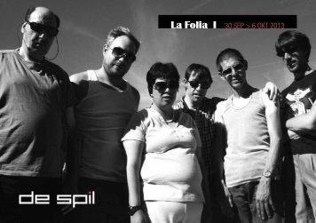 Download brochure La Folia (pdf)