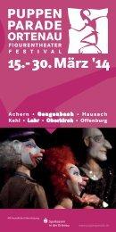 Programmheft 2014 - Stadt Lahr