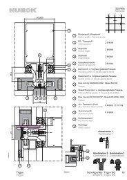 06-Schnittpunkte SG.pdf - HUECK + RICHTER Aluminium GmbH
