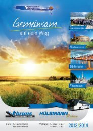 Katalog komplett (32 MB) - Hülsmann Reisen