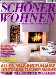 2011-11 Schöner Wohnen