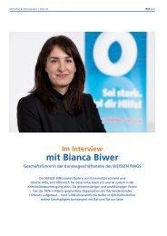 mit Bianca Biwer