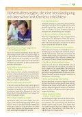 10 Verhaltensregeln, die eine Verständigung mit ... - BAGSO - Page 2