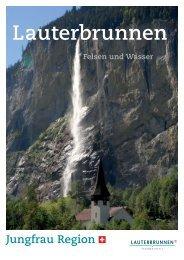 1 Allgemein - Jungfrau Region | Grindelwald